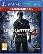 Uncharted 4: A Thiefs End (PS4) + Sběratelský steelbook zdarma