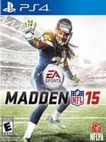 Akční a realistická hra Madden NFL 15