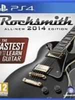 Hudební hra a výuka hry na kytaru Rocksmith 2014