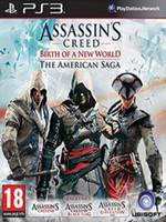 Assassins Creed - American Saga (PS3)