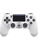 DualShock 4 ovladač - Bílý (PS4)