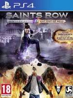 Saints Row IV: Re-Elected + Gat Out of Hell First Edition