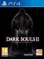 Koupit Dark Souls II: Scholar of the First Sin GOTY (PS4)
