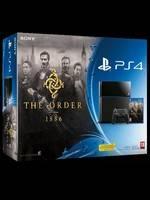 Konzole PlayStation 4 500GB + The Order: 1886