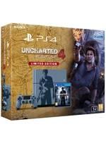 Konzole PlayStation 4 1TB + Uncharted 4: A Thiefs End - Limitovaná edice (PS4)