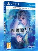Koupit Final Fantasy X a X-2 HD Steelbook Edition (PS4)