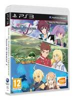 Tales of Graces F and Tales of Symphonia Chronicles Compilation