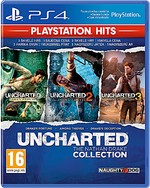 Uncharted: The Nathan Drake Collection (PS4) + Sběratelský steelbook zdarma