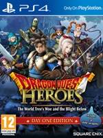 Koupit Dragon Quest Heroes (PS4)