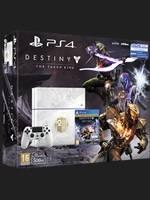 Konzole PlayStation 4 500GB + Destiny: The Taken King (PS4) + DRUHÝ OVLADAČ ZDARMA - POUZE DO 31.10.