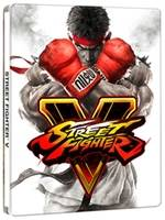 Street Fighter V - Steelbook edition