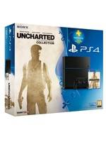 Konzole PlayStation 4 500GB + Uncharted Collection (PS4) + Ovladač zdarma jako dárek!