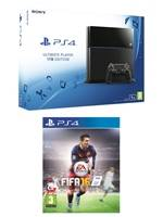 Konzole PlayStation 4 - 1TB + FIFA 16 (PS4)