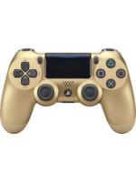 DualShock 4 ovladač - Zlatý (PS4)