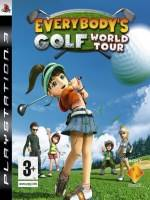 Everybodys Golf World Tour (PS3)