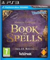 Wonderbook: Book of Spells CZ + kniha Wonderbook (PS3)