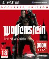 Wolfenstein: The New Order - Occupied Edition (PS3)