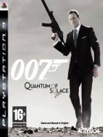 James Bond: Quantum of Solace (PS3)