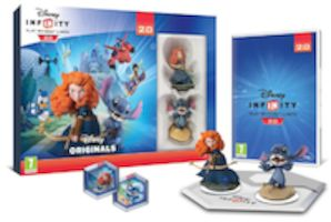 Disney Infinity 2.0 Toy Box Combo Pack (Starter)
