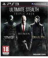 Ultimate Stealth Triple Pack (THIEF, Hitman, Deus Ex) (PS3)
