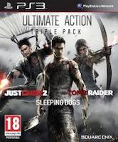 Ultimate Action Triple Pack (Just Cause 2, Sleeping Dogs, Tomb Raider)