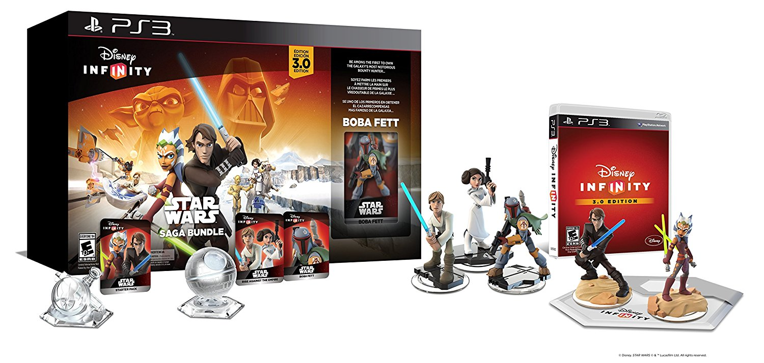 Disney Infinity 3.0: Star Wars: Starter Pack (Special edition) (PS3)