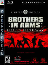 Brothers in Arms 3: Hells Highway - Limited Edition (PS3)