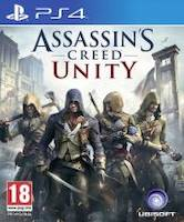 Assassins Creed: Unity CZ (PS4)