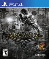 Koupit ArcaniA: The Complete Tale (PS4)