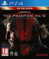 Metal Gear Solid V: The Phantom Pain (D1 Edition) (PS4)