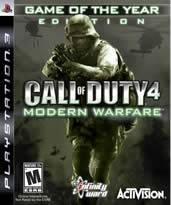 Call of Duty 4: Modern Warfare GOTY (PS3)