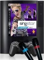 PlayStation 3 + SingStar + mikrofony (PS3)
