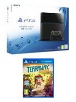 Konzole PlayStation 4 1TB + Tearaway Unfolded (PS4) + DRUHÝ OVLADAČ ZDARMA - POUZE DO 31.10.