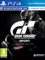 Gran Turismo Sport - Day One Edition