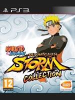 Naruto Ultimate Ninja Storm Collection (PS3)