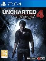 Uncharted 4: A Thiefs End - Standard+ Edition (PS4) + DLC bonus zdarma