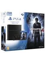 Konzole PlayStation 4 1TB + Uncharted 4: A Thiefs End (PS4)
