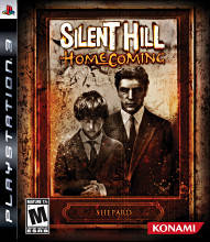 Silent Hill 5: Homecoming US (PS3)