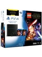 Konzole PlayStation 4 1TB + LEGO Star Wars: The Force Awakens + film (PS4)