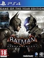 Batman: Arkham Knight GOTY (PS4)