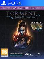 Torment: Tides of Numenera - Day One Edition (PS4)