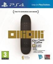 OlliOlli & OlliOlli 2- Epic Combo Edition (PS4)