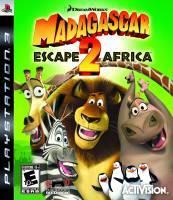 Madagascar: Escape 2 Africa (PS3)