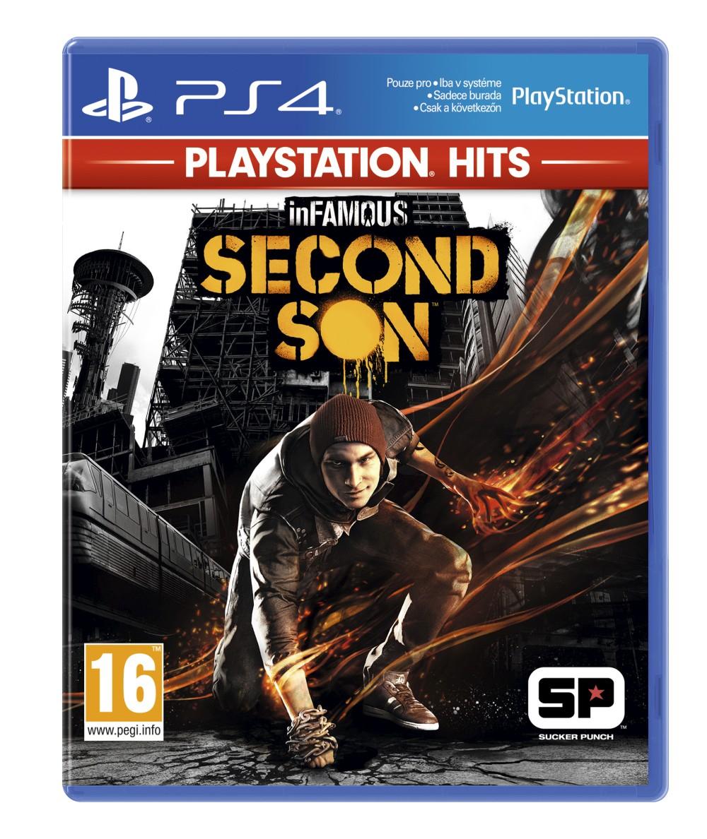 inFamous: Second Son BAZAR (PS4)