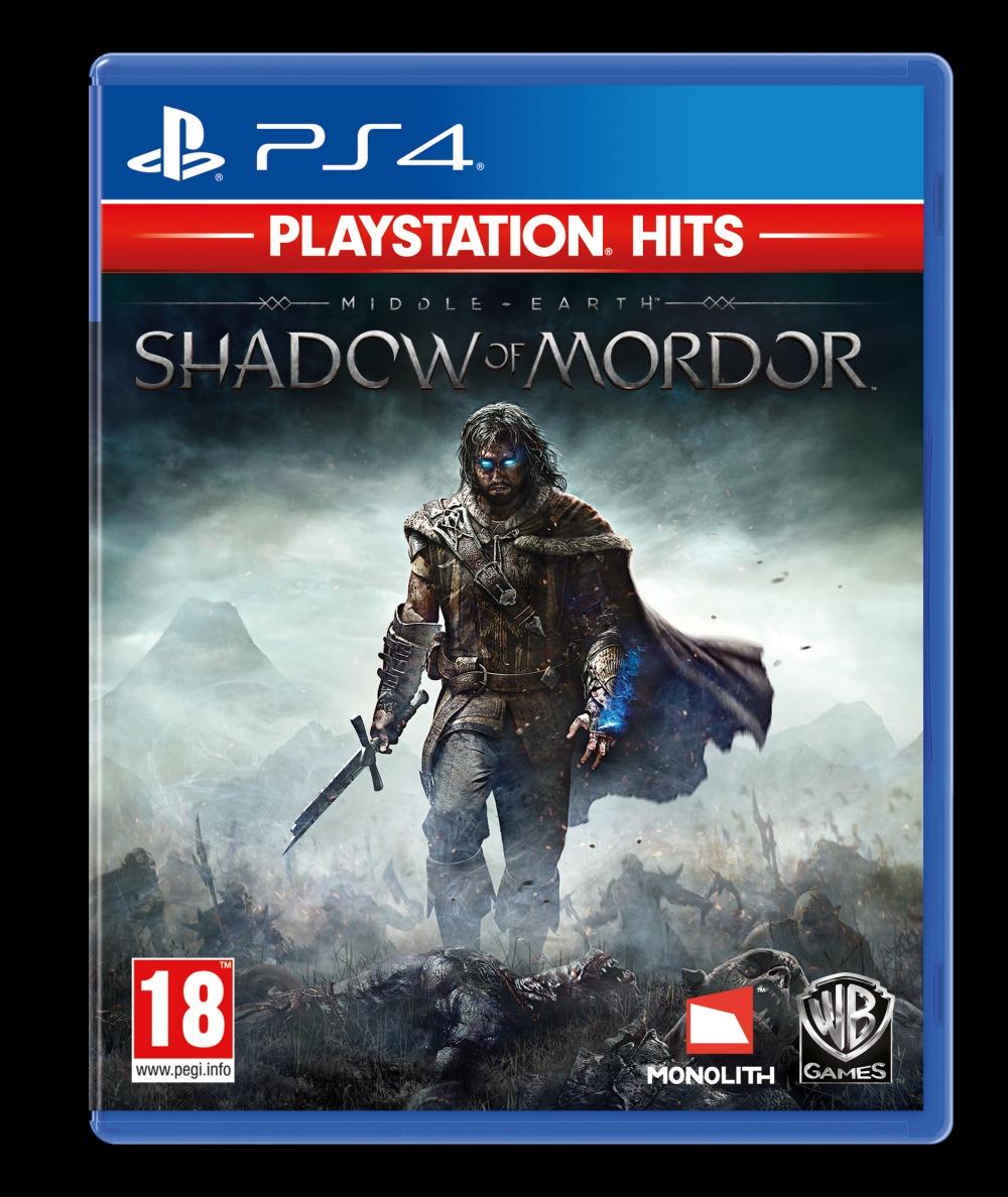 Middle-Earth: Shadow of Mordor BAZAR (PS4)