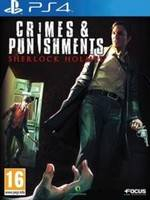 Sherlock Holmes: Crimes and Punishments BAZAR