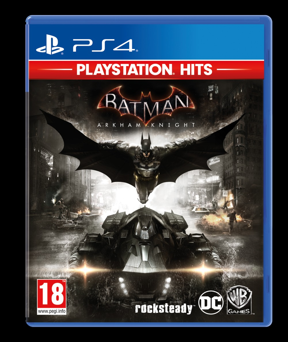 Batman: Arkham Knight BAZAR (PS4)
