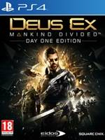 Deus Ex: Mankind Divided - Day One Edition BAZAR