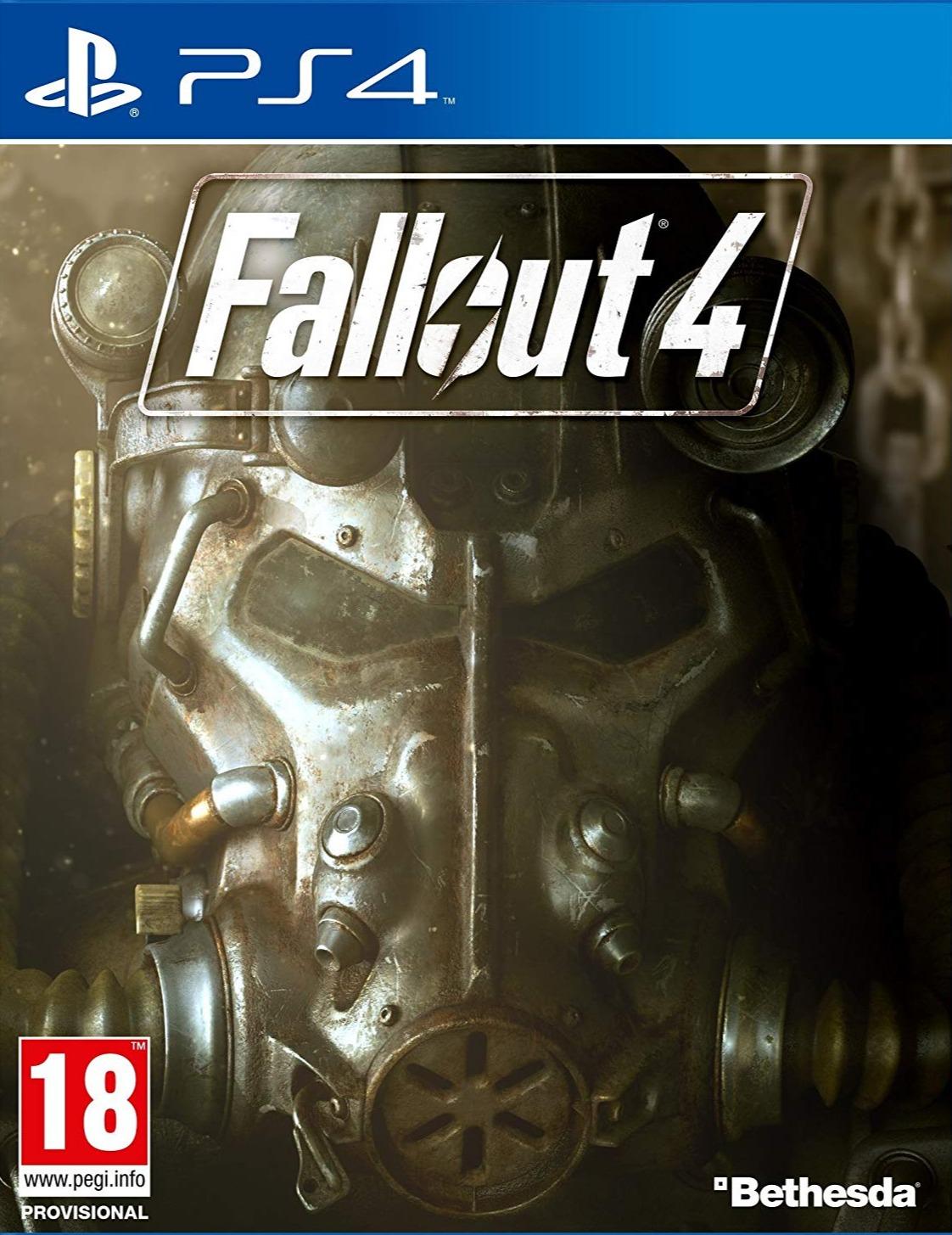 Fallout 4 BAZAR (PS4)