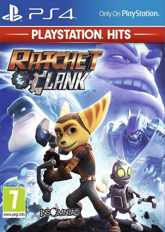 Ratchet & Clank BAZAR (PS4)